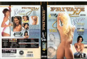 Private Riviera 4 DVD