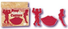 Sexy Cookie Cutters