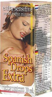 Španělské mušky extra