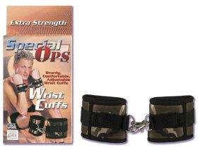 Special Ops - Wrist Cuffs