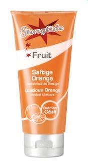 Starglide Fruit Pomeranč 100ml