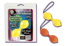 Sue Johanson Royal Balls