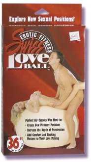 Swiss Love Ball