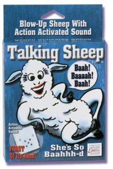 Nafukovací panna – mluvící ovce
