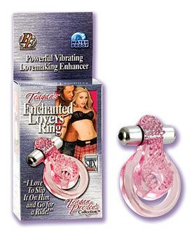 Teagan Enchanted Ring - růžový