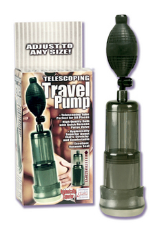 Telescoping Travel Pump