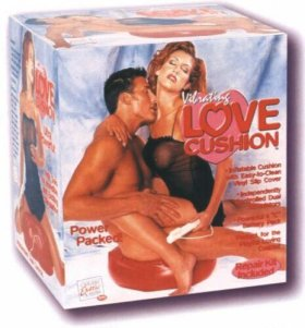 Vibrating Love Cushion