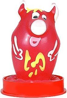 Žertovný kondom - Sedící prase