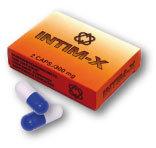Tablety na podporu erekce Intim X
