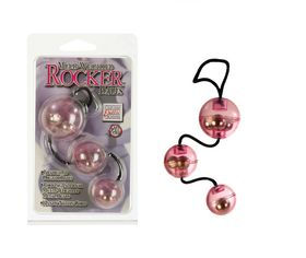 Venušiny kuličky Multi-Weighted Rocker Balls pink
