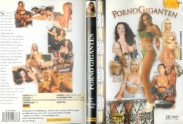 Erotické DVD Porno Giganten