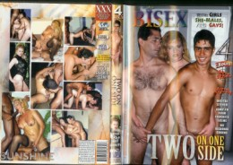 Erotické DVD Two on one side