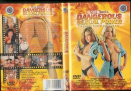 Erotické DVD Dangerous Sexual Power