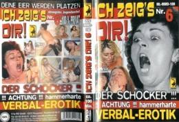 Erotické DVD Ich Zeigs Dir 6