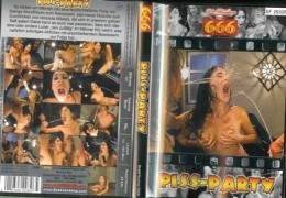 Erotické DVD Piss-Party