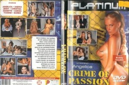 Erotické DVD Crime Of Passion