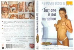 Erotické DVD Just One Is Not An Option