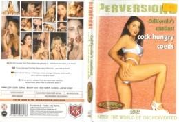 Erotické DVD Cock Hungry Coeds