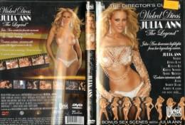 Erotické DVD Julia Ann The legend