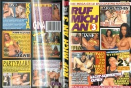 Erotické DVD Ruf Mich An 3