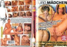 Erotické DVD Euromadchen 45