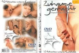 Erotické DVD Zuhause Gemacht