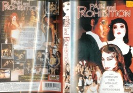 Erotické DVD Pain and Prohibition