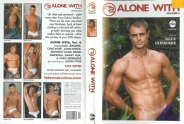 Erotické DVD Alone with 06