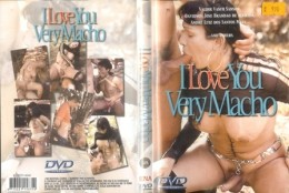 Erotické DVD I Love you Very Macho