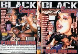 Erotické DVD Black banging