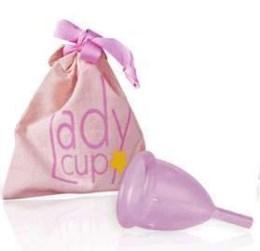 Menstruační kalíšek Pink