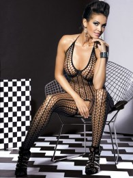 Overal Catsuit Bodystocking G301