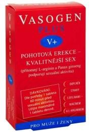 Vasogen Plus 3 tab.