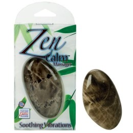 Dráždítko na klitoris Zen Calm brown marble