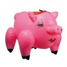 Nafukovací panna Prasátko Pink Party Piggy