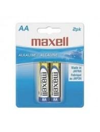 Alkalická baterie Maxell tužkové AA