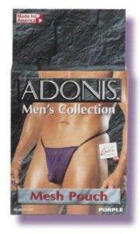 Adonis Pouch - Purple