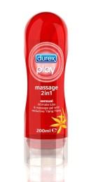 Lubrikační gel Durex Play Massage Sensual