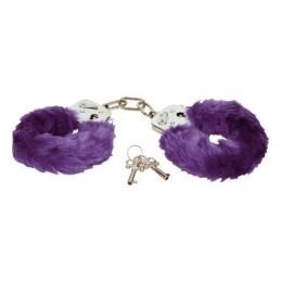 Pouta na ruce Eroflame purple