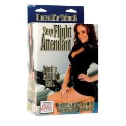 Nafukovací panna Sexy Flight Attendant