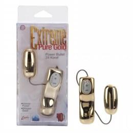 Vibrační vajíčko Extreme Power Gold