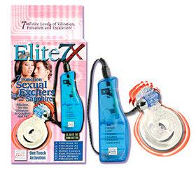 Elite 7X Exciters Sapphire