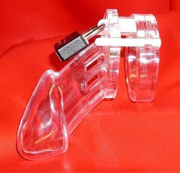 Chastity belt Pás cudnosti pro muže CB6000