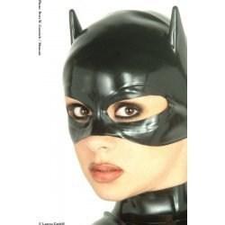 Latexová maska Cat