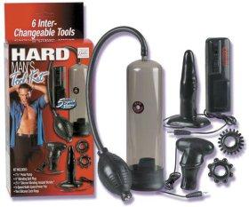 Hard Mans Tool Kit