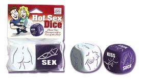 Hot Sex Dice