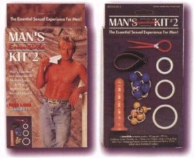 Mans Essentials Kit 2