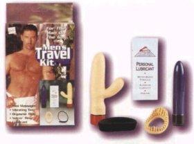 Mens Travel Kit