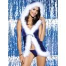 Vánoční kostým Snowflake dress