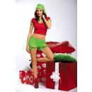 Vánoční kostým Elf